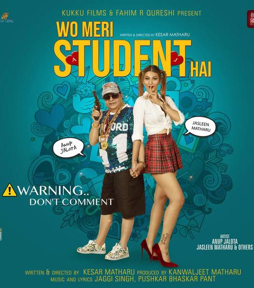 Wo Meri Student Hai (2021) Hindi 720p HEVC HDRip