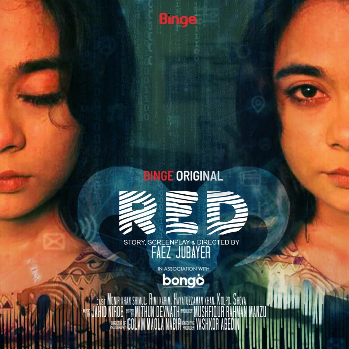 Red (2020) Bangla S01 Complete Download HDRip