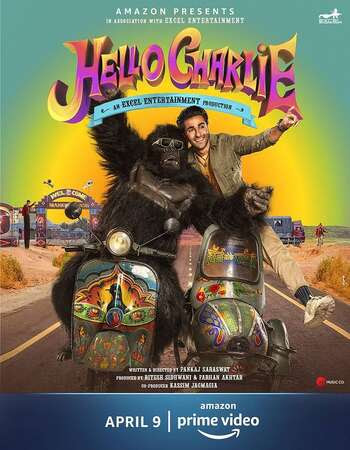 Hello Charlie (2021) Full Movie Download