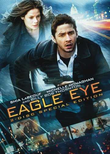 Eagle Eye 2008 Dual Audio Hindi Eng Full Movie Download