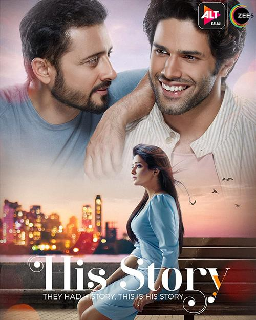 His Storyy (2021) 720p  HDRip Hindi S01 Complete Web Series