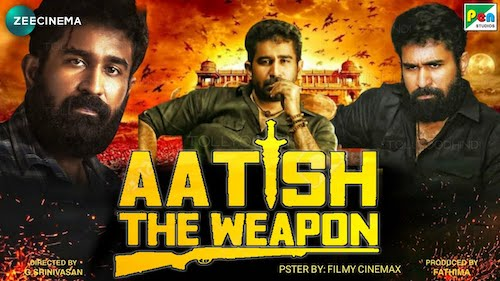 Aatish The Weapon 2020 Hindi Dubbed Full Movie Download