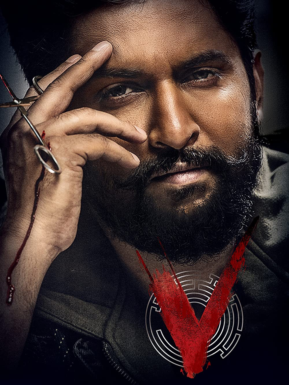V (2021) South Indian Hindi Dubbed Movie HDRip