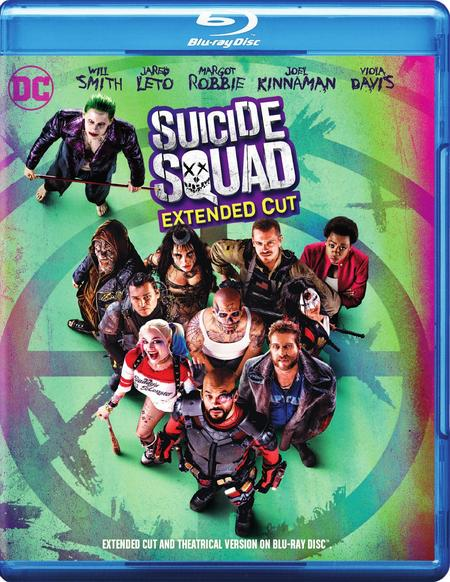 Suicide Squad (2016) Hollywood Full Movie HDRip