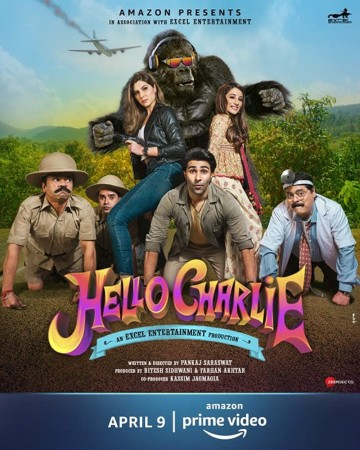 Hello Charlie 2021 Hindi Full Movie Download
