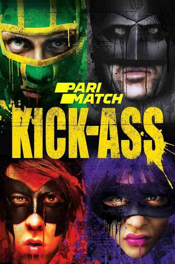 Kick-Ass (2010) Hindi Dubbed 400MB BluRay 480p x264 ESubs