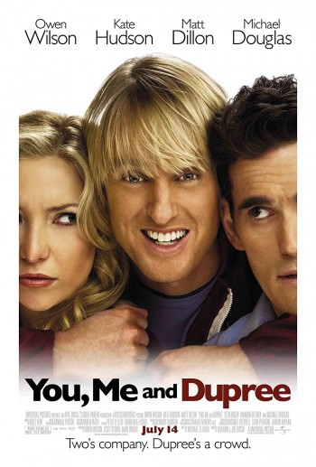 You Me and Dupree 2006 Dual Audio Hindi Full Movie Download