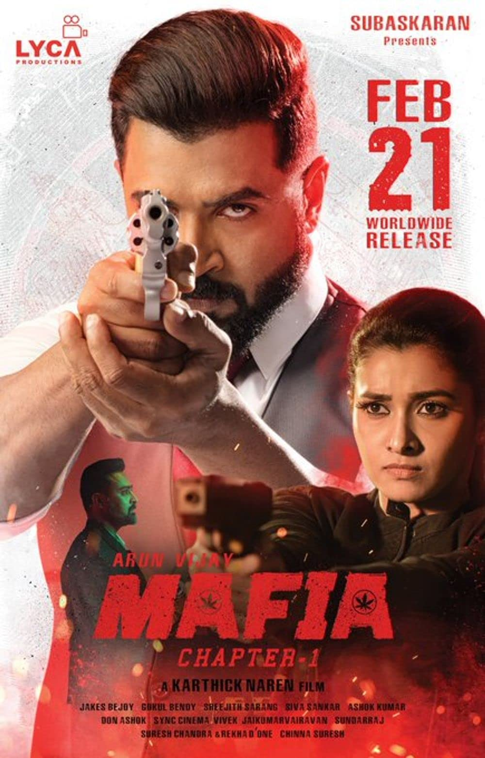 Mafia (2021) South Indian Hindi Dubbed Movie HDRip UNCUT