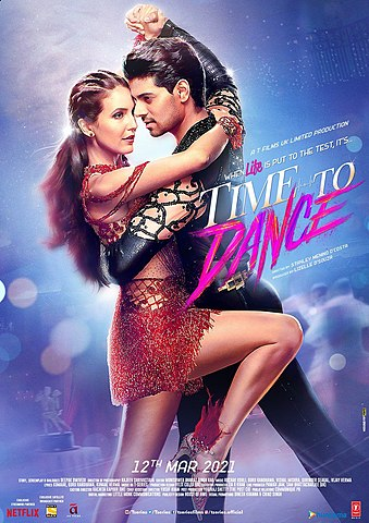 Time to Dance (2021) Hindi Full Movie 720p | 480P  HDRip  Download