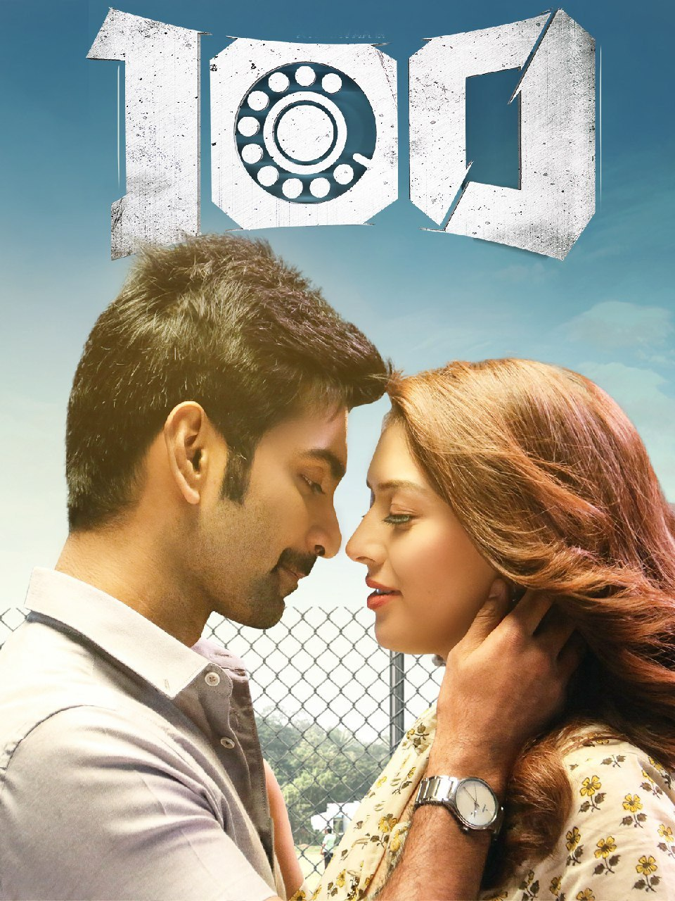 100 (2019) UNCUT 480p HDRip South Movie [Dual Audio] [Hindi or Tamil]
