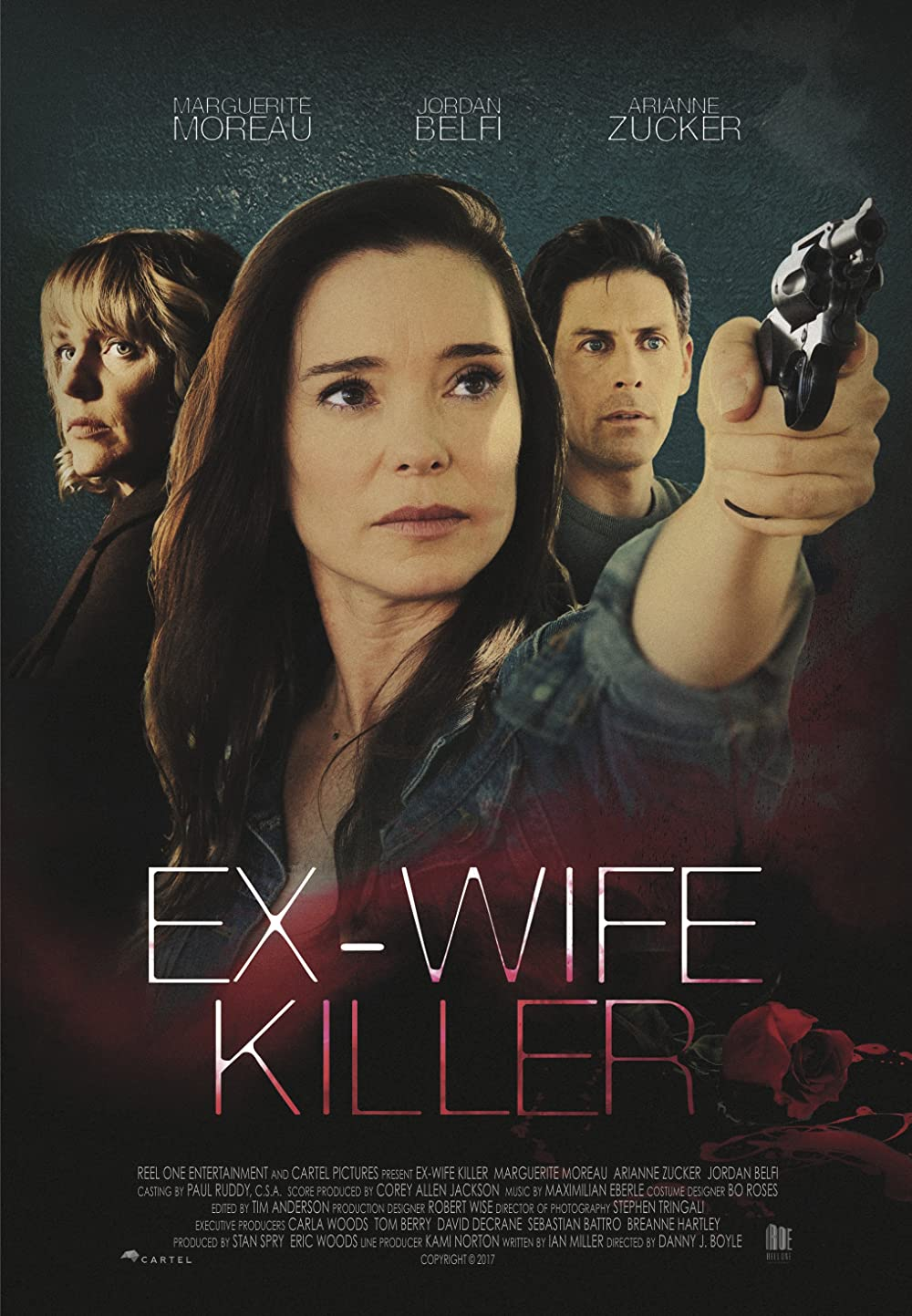 Ex Wife Killer 2017 Hindi Dual Audio 300MB Full Movie Download
