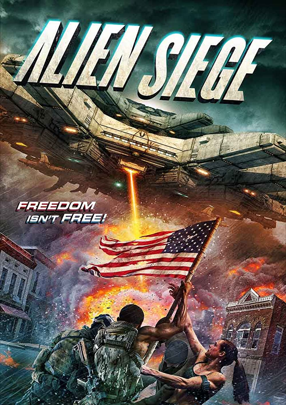 Alien Siege 2018 Hindi Dubbed Full Movie Download