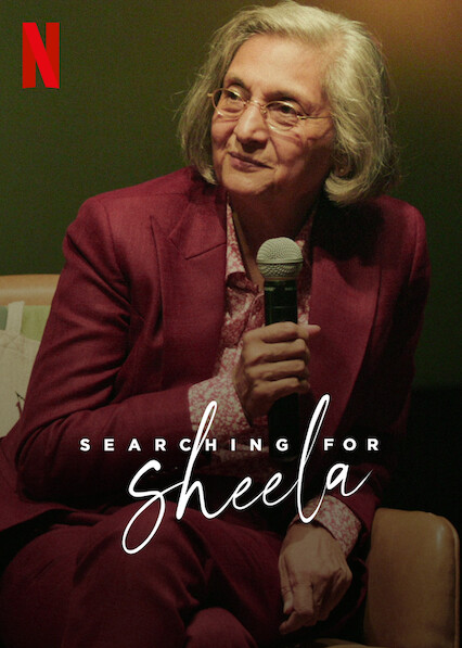 Searching for Sheela (2021) 720p HEVC NF HDRip Hollywood Movie ORG. [Dual Audio] [Hindi or English] x265 AAC MSubs [350MB]