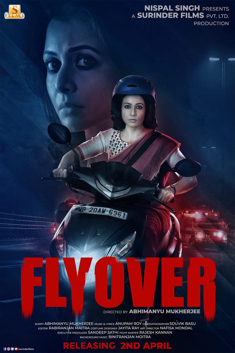 Flyover (2021) Bengali Full Movie 720p HDRip