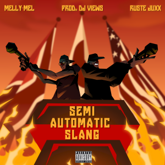 Melly Mel ft Ruste Juxx - Semi Automatic Slang.mp3
