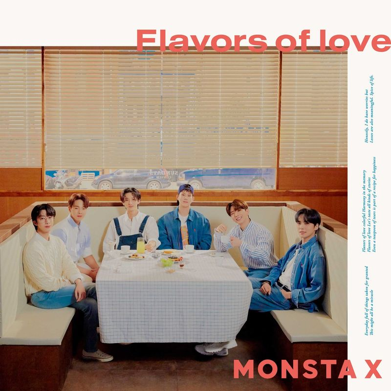 Monsta X - Flavors Of Love.mp3