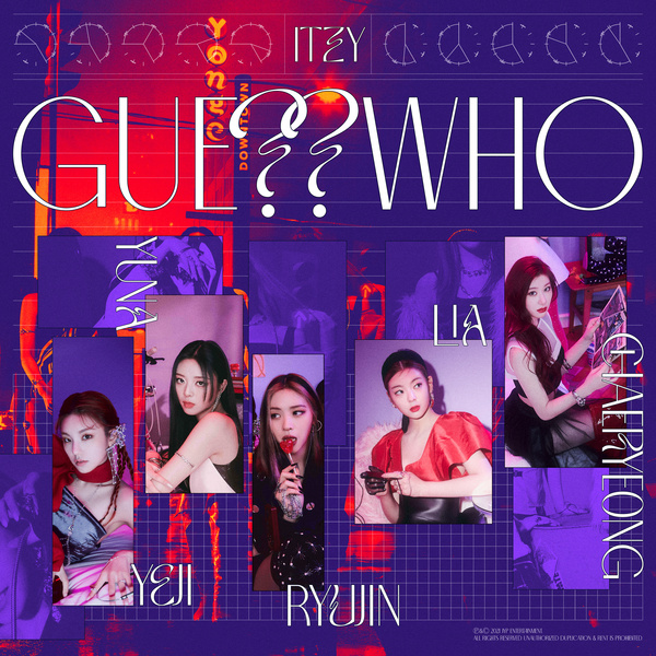 ITZY - 마.피.아. In the morning
