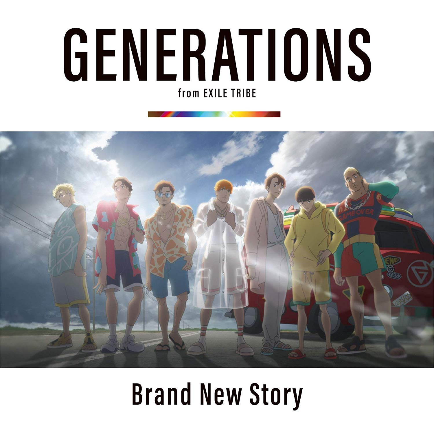 GENERATIONS From EXILE TRIBE - Brand New Story
