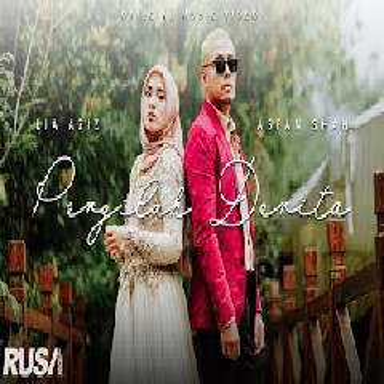 Asfan Shah - Pergilah Derita feat Lia Aziz (Ost Cukup Derita Itu)